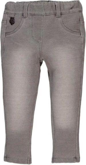 BOBOLI Strečové džíny, legíny, vel. 74 - šedá, holka