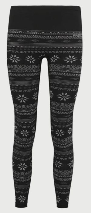 Legíny O´Neill PW Base Layer Jacquard Legging