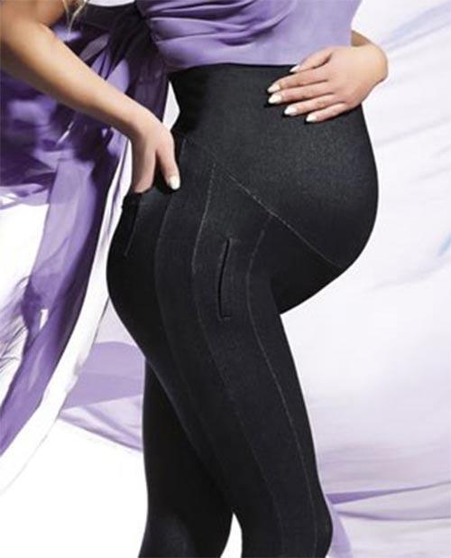 Mateřské legíny pro těhotné