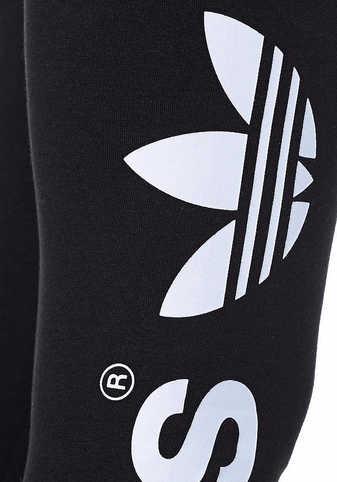 Černé legíny Adidas