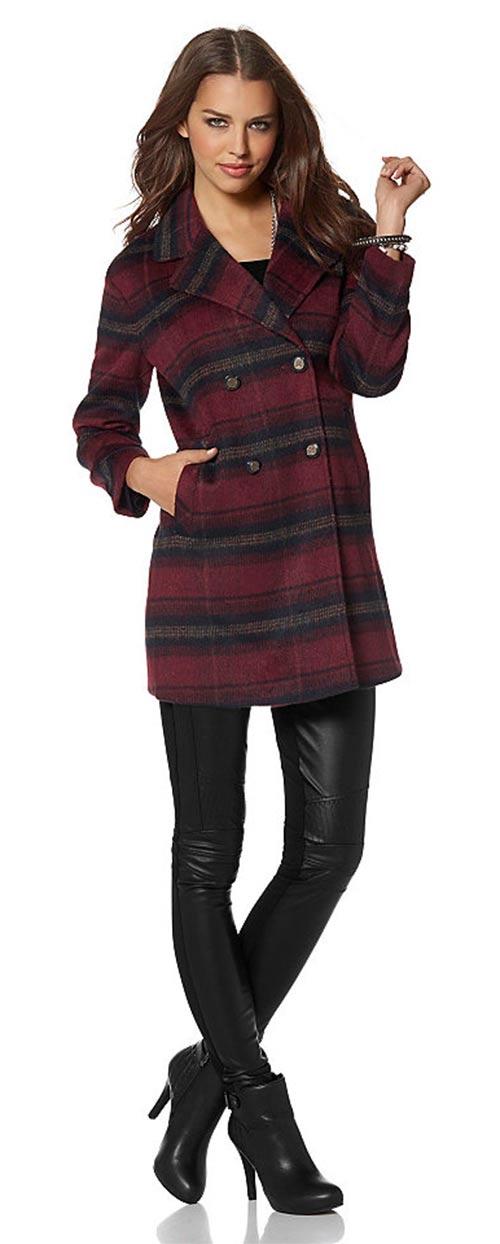 Legíny ke kabátku