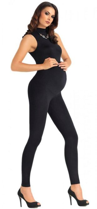 Legíny pro těhotné Ewlon Trendy Legs Dorothy plush