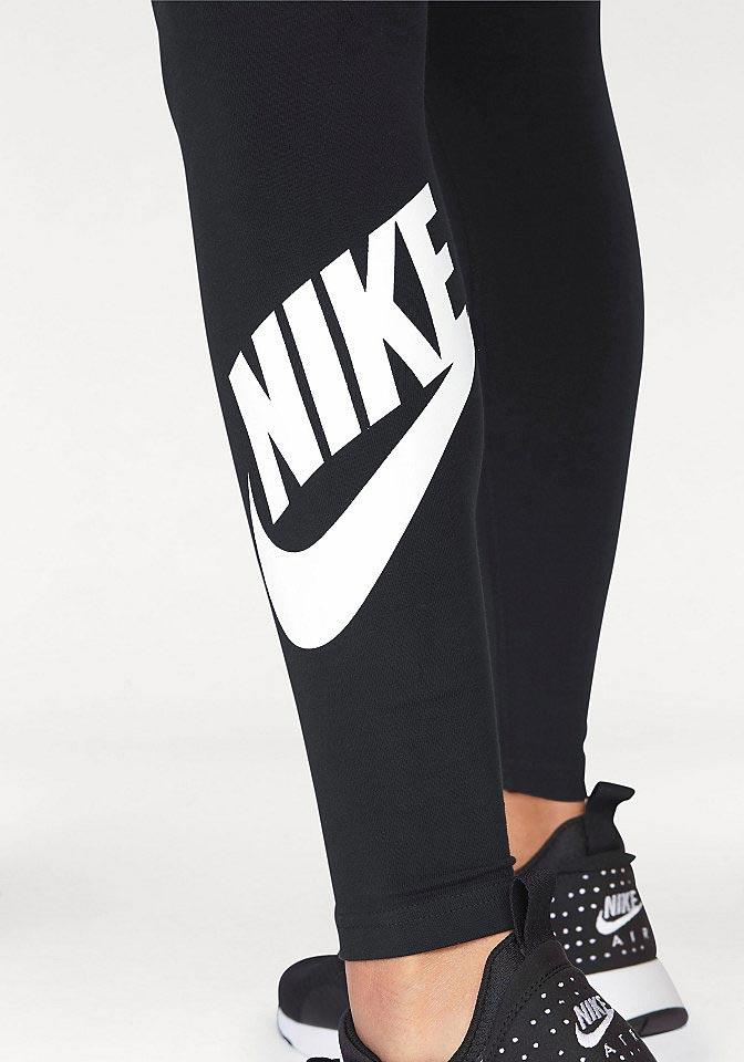 Logo značky Nike