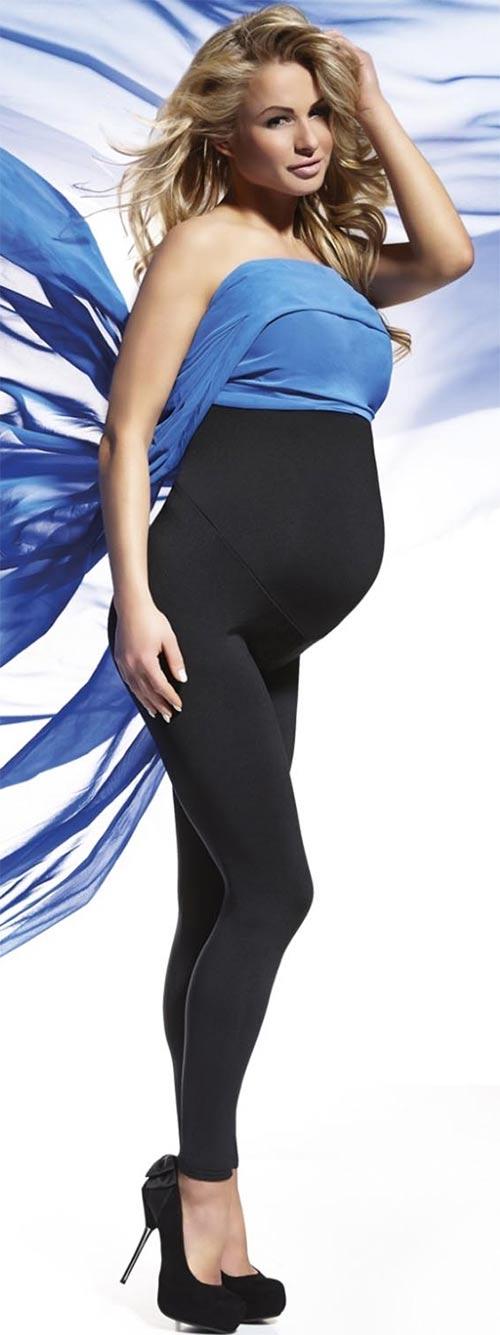 Těhotenské legíny pro módní maminky