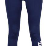 Tmavě modré dámské funkční legíny Nike