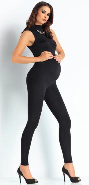 Trendy těhotenské legíny