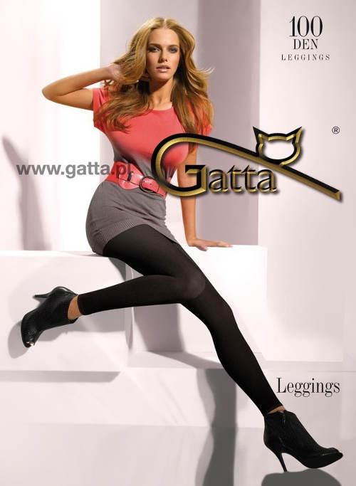 Neprůhledné punčochové legíny Gatta