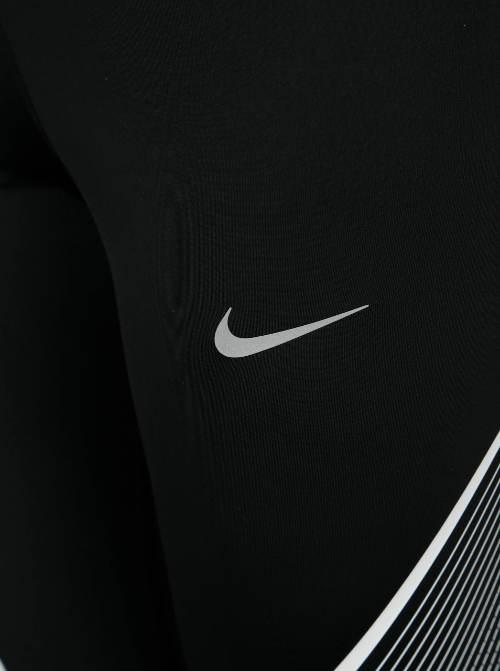 Černé legíny Nike