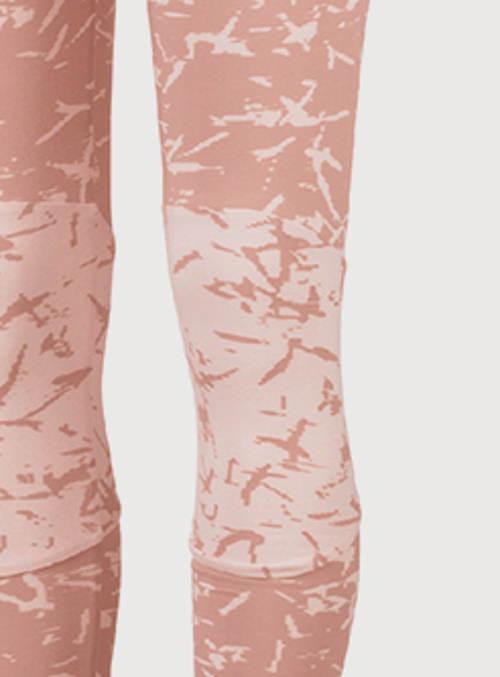 Růžové sportovní legíny Puma