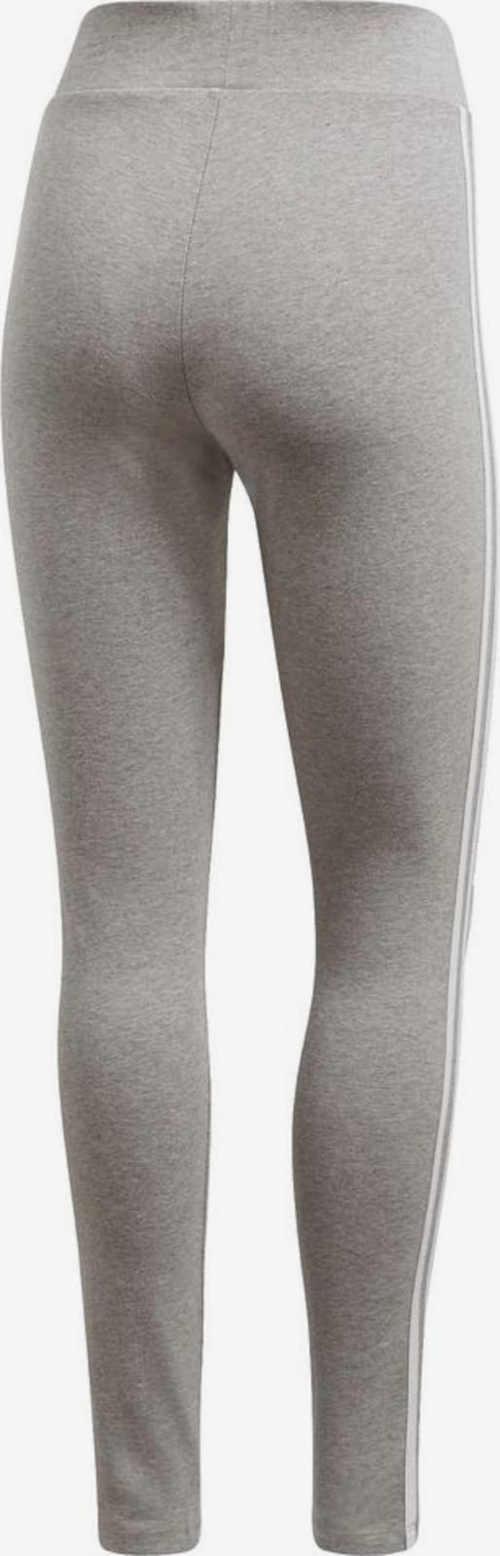 Adidas šedé nadčasové legíny