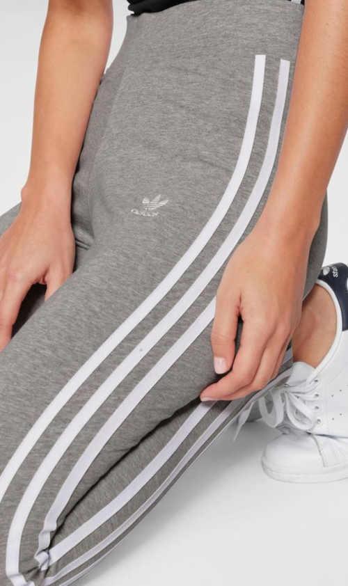 Dámské Adidas šedé legíny