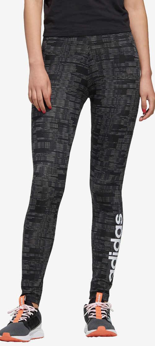 Moderní dámské sportovní legíny Adidas