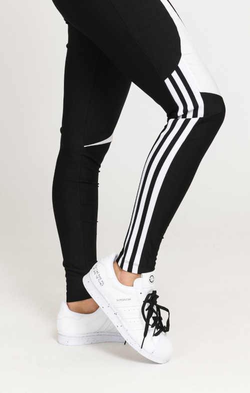 sportovní legíny Adidas s dlouhými nohavicemi