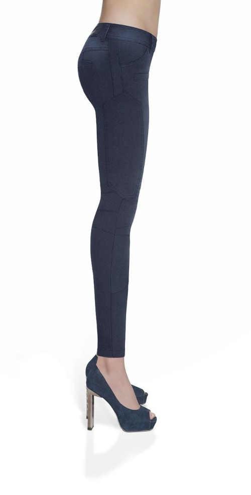 dámské jeansové legíny různé barvy